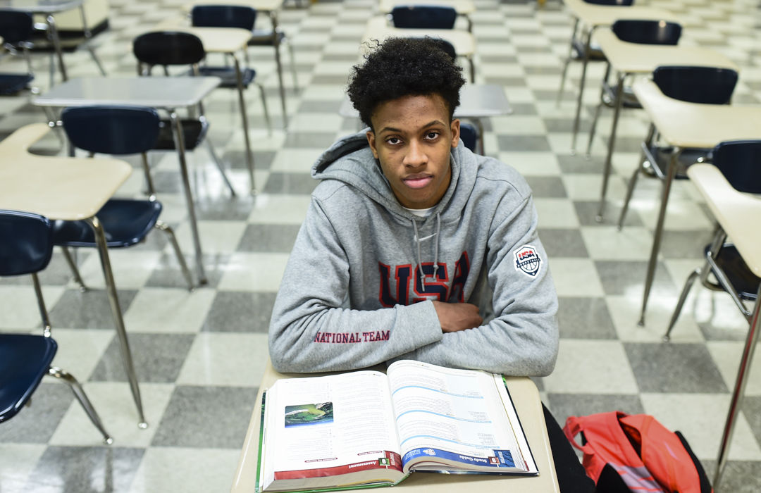 ROMEO THE PERSON: Langford remains grounded during rise to ...