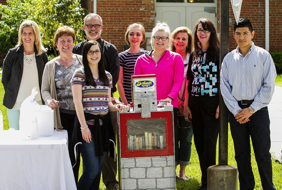 Reading The Community Southern Indiana Youth Groups Enrich With Little Free Library News