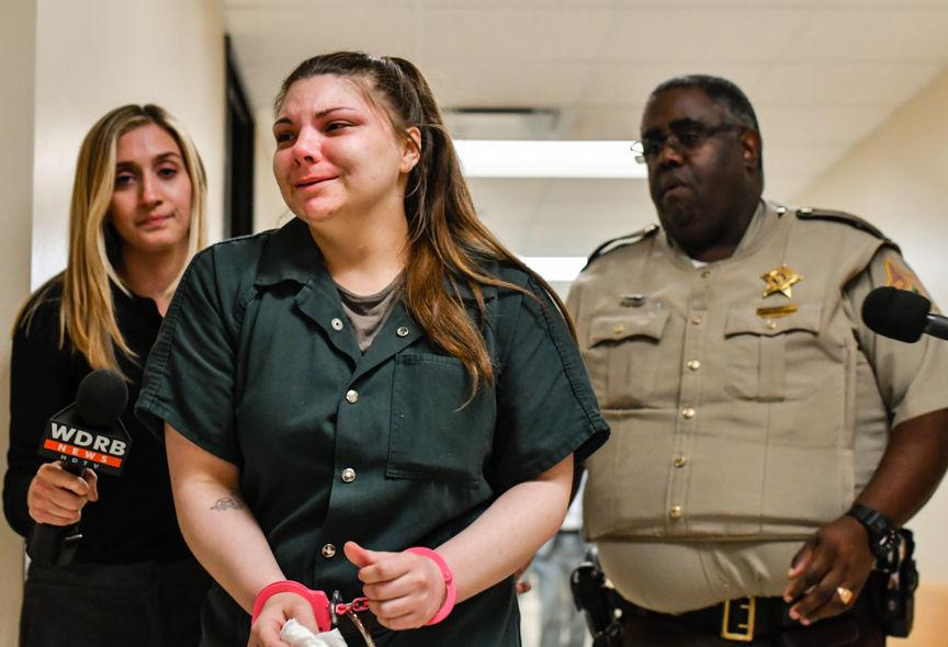 foto de JUSTICE FOR ALEXIS: Mother to serve 32 years in prison for 3 year old's death News