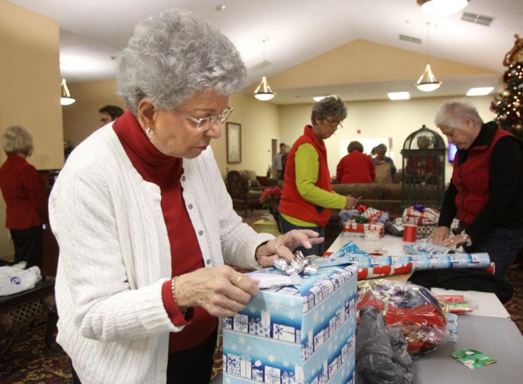 Site Added For Gift Program For Seniors News