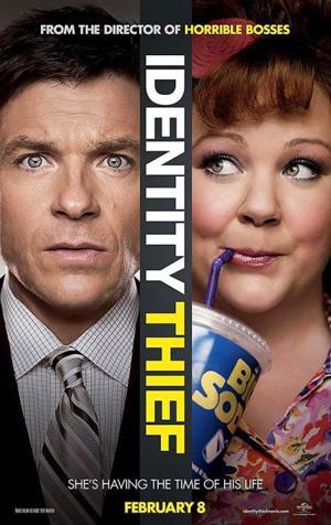 """Identity Thief"" movie poster"