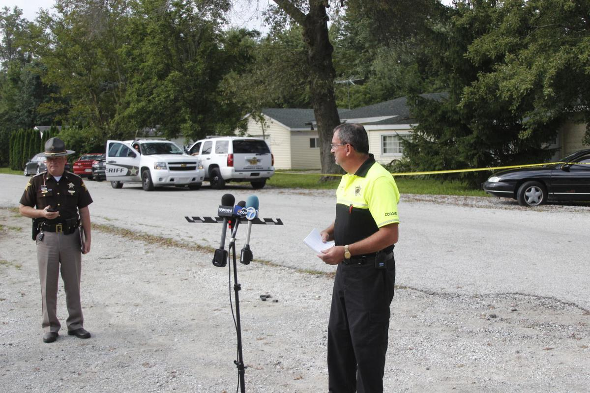 sumava resorts men Both men are charged with the killing of justin babbs, 20, richard thomas, 23 and kimberly spears, 39, who were all living in sumava resorts at the time of the murders newton county coroner scott mccord stated all three victims died from multiple stab wounds.