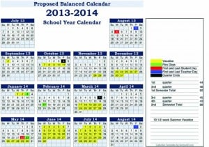 Attica Schools adopt balanced calendar for 2013-2014 session