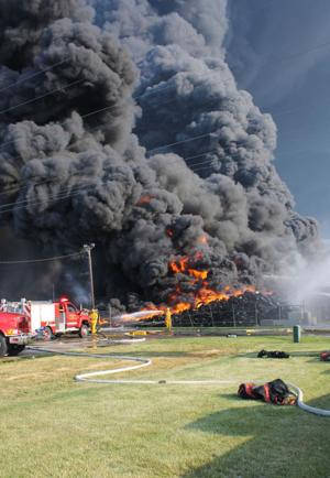 Fallout for business following fire