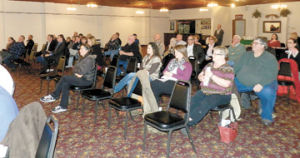 4 of 13 candidates attend forum