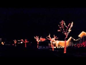 Merry Christmas from Yucaipa, California