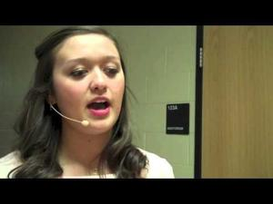 "Waverly students present  ""West Side Story"""
