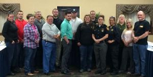 Law enforcement officers receive Crisis Intervention Team training