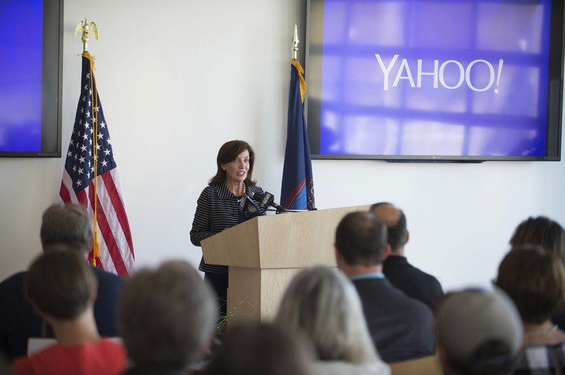Yahoo grants $480K to local projects
