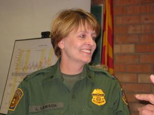 Leslie Lawson