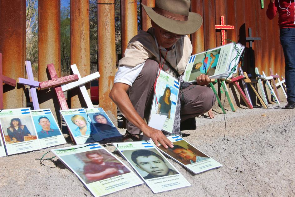 Central American women look for clues in search for ...