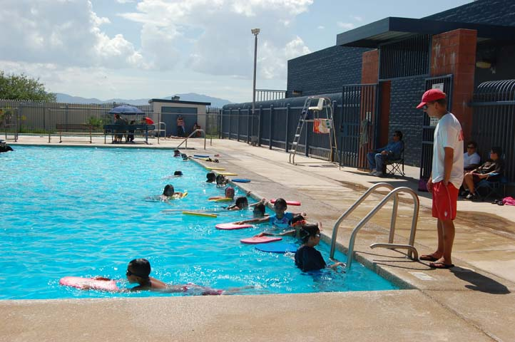 Public Pools Help Keep The Community Cool Community
