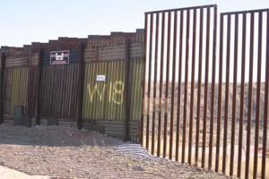 Nogales border-fence revamp under way