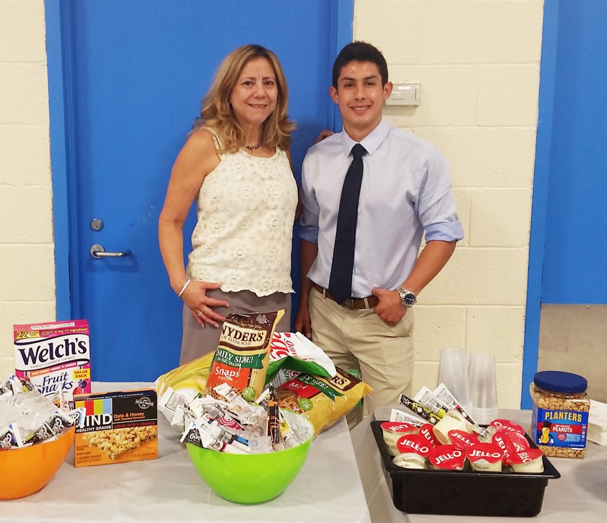 Nutrition and kindness promoted at WCMS