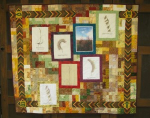Local quilt selected to honor Arizona's Centennial
