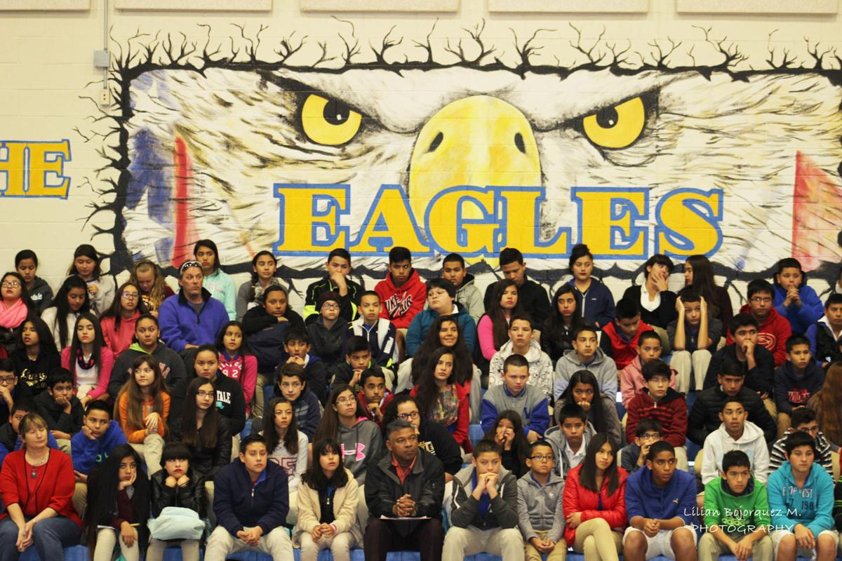 WCMS gym named in honor of Frank Morales | Community ...