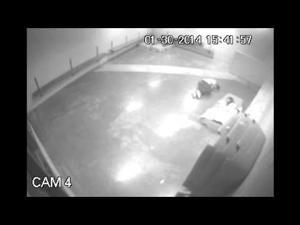Assault at Nogales BP Station