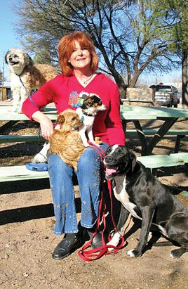 Oates works to save lives of abandoned dogs in SCC