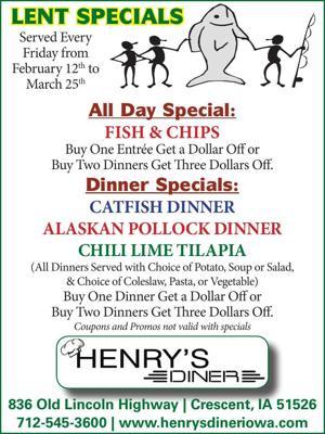 Henry's Diner 2-9
