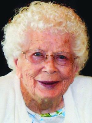 Mary Opal Ferrin Crane