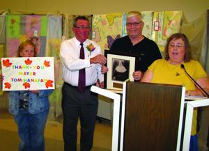 Hanafan honored with McDermott Award
