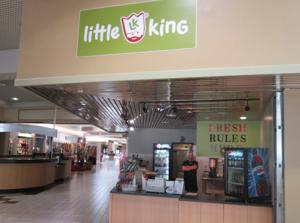 Little King at Mall of the Bluffs