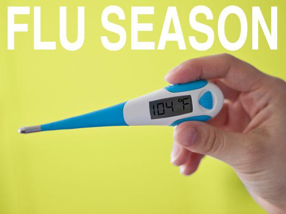 Central Iowa reports state's second flu death of season