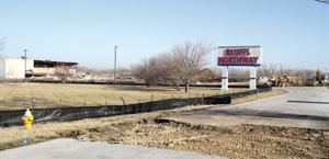 Bluffs Northway Shopping Center - Walmart