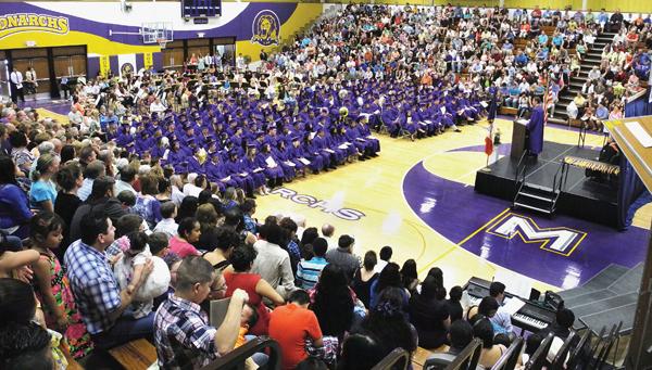 Denison Iowa High School Denison High School Graduation
