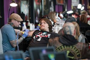 Midwest Tattoo Convention