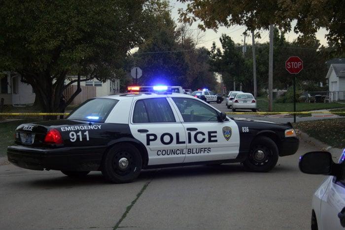 council bluffs men arrested following overnight shooting
