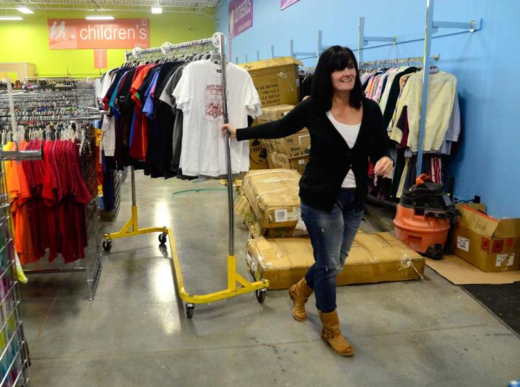 New goodwill opening soon norman transcript news for What does the ceo of goodwill make