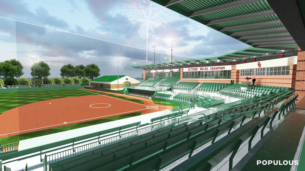 Update Ou Releases Plans To Upgrade Softball And Baseball Facilities Sports