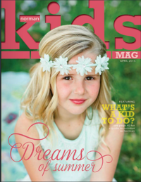 Norman KIDS magazine