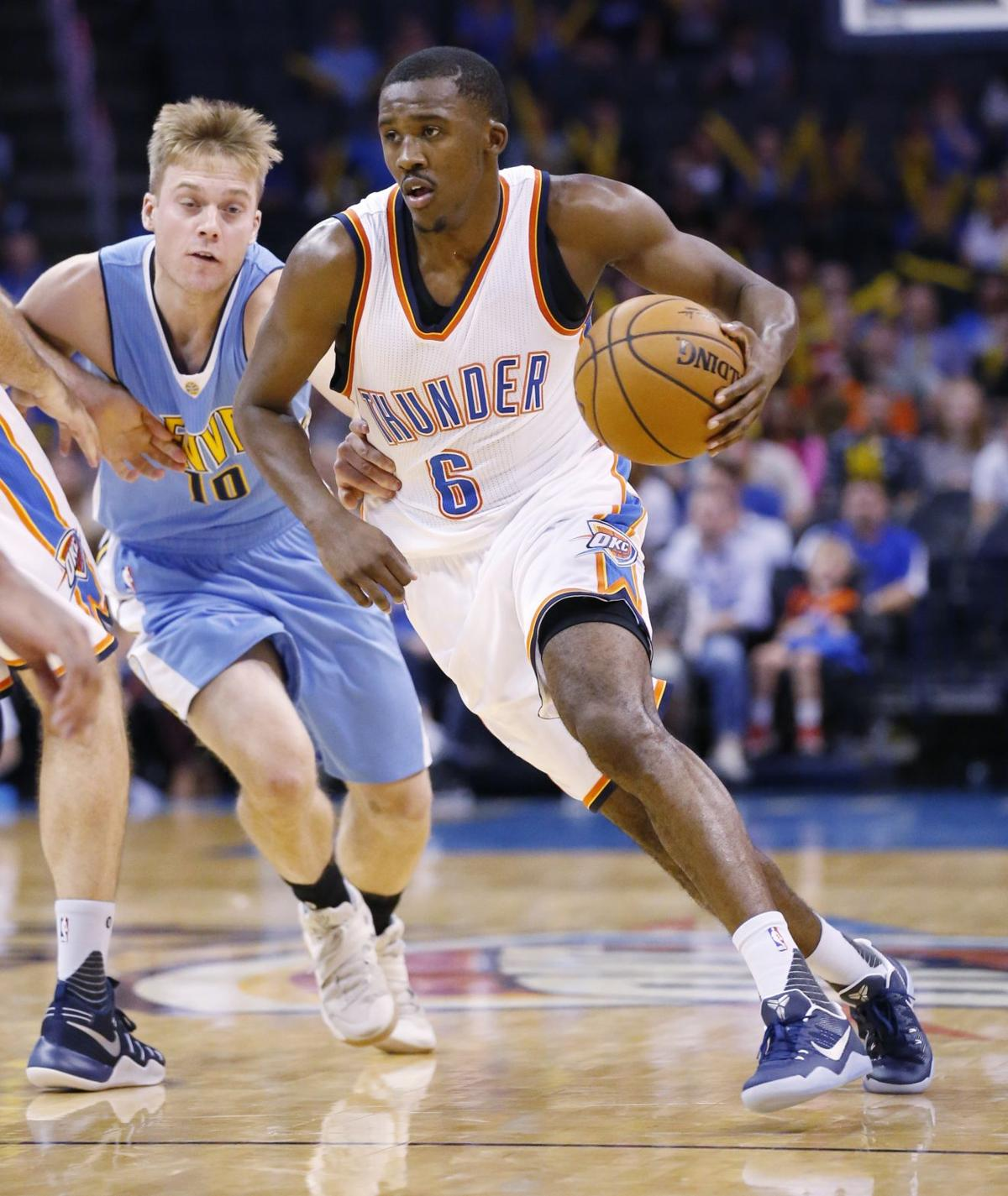 Who Will Get The Thunder's Last Roster Spot?