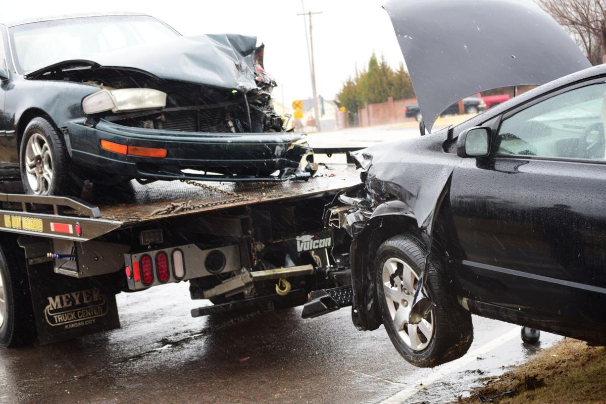 head on collision hospitalizes couple news