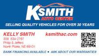 K Smith Auto Center