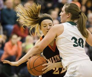 Lady Knights advance after win over Giltner
