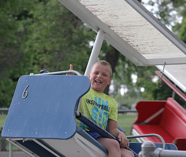 One of North Platte's most popular attractions is the rides at Cody Park. On Friday evening, despite...