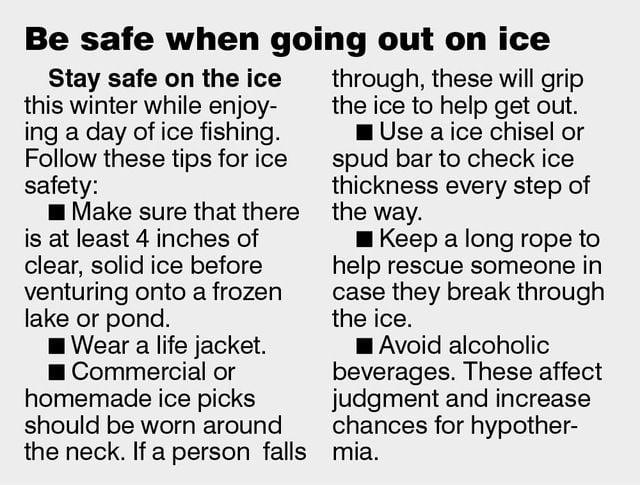 Take precautions to avoid hypothermia   Life