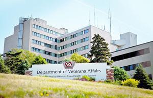 VA hospital project at risk