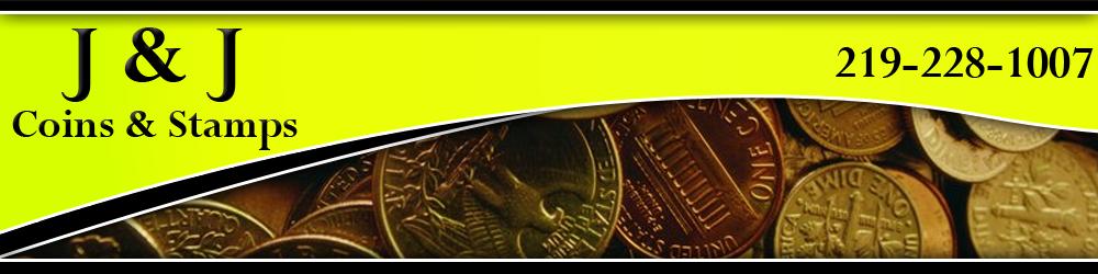 J & J Coins & Stamps