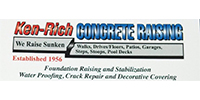 Ken-Rich Concrete Raising