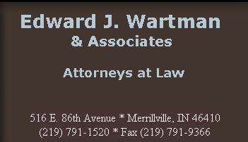 Edward J. Wartman, Attorney At Law