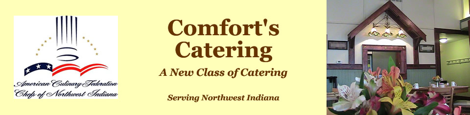 COMFORTS CATERING
