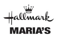 Maria's Hallmark