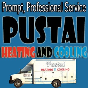 Pustai Heating &amp; Cooling