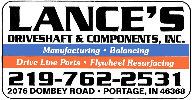 Lance's Driveshaft &amp; Components Inc