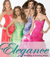 Elegance Wedding And Evening Wear