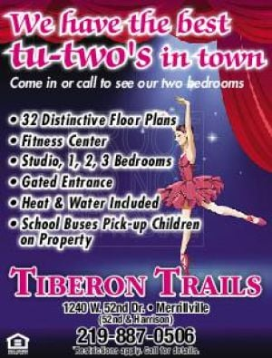 Tiberon Trails